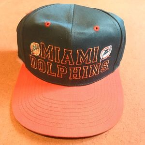Miami Dolphins Throwback Vintage Hat NFL